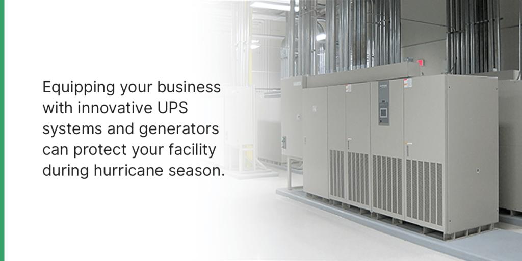 Get Industrial Standby Generators